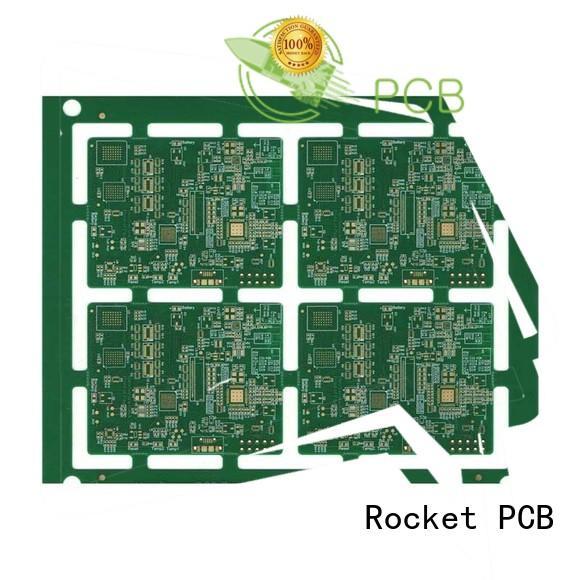 pcb hdi prototype interior electronics Rocket PCB