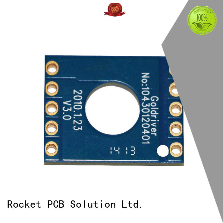 Rocket PCB heavy power pcb conductor for digital product