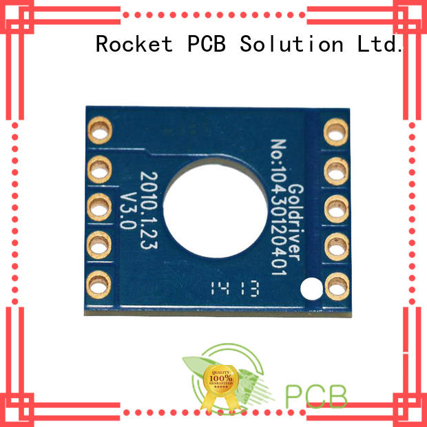 Rocket PCB heavy electronic printed circuit board power board for digital product