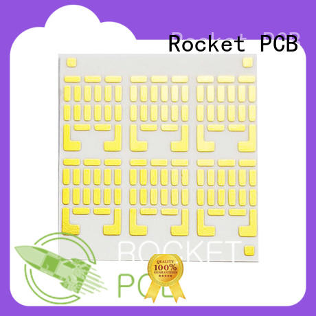 Rocket PCB ceramic ceramic pcb material conductivity for automotive