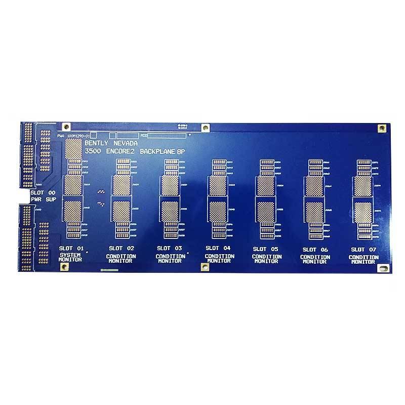 Backplane PCB board PCB backplane advanced backdrill PCB production