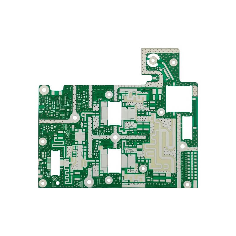 Customized high frequency board RF/Microwave PCB for satellite base station