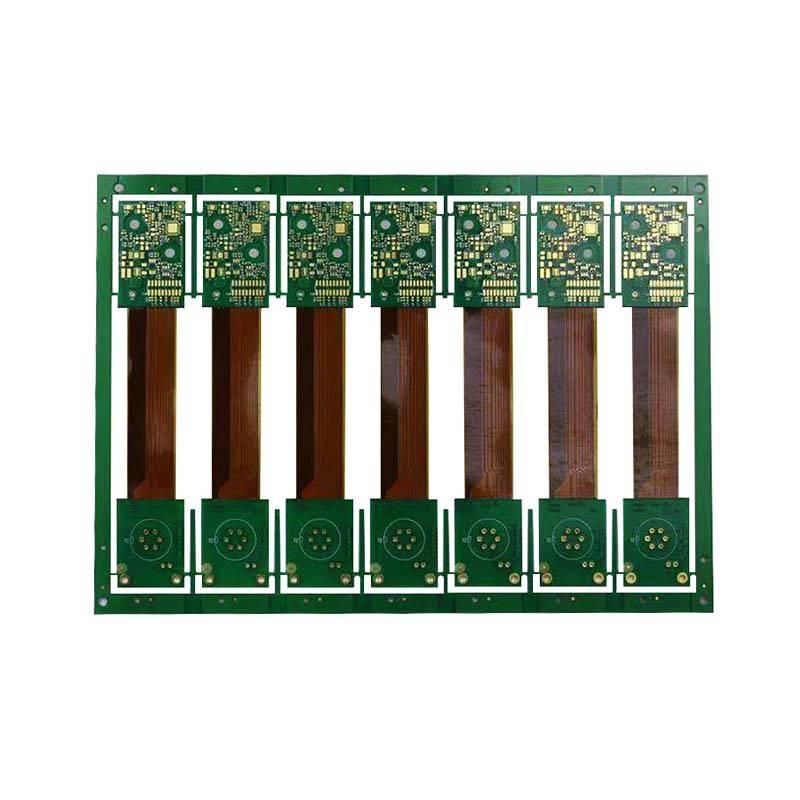 Custom Rigid-flex Printed Circuit Boards PCB Manufacturer multilayer rigid-flex
