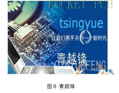 PCB software-Tsingyue