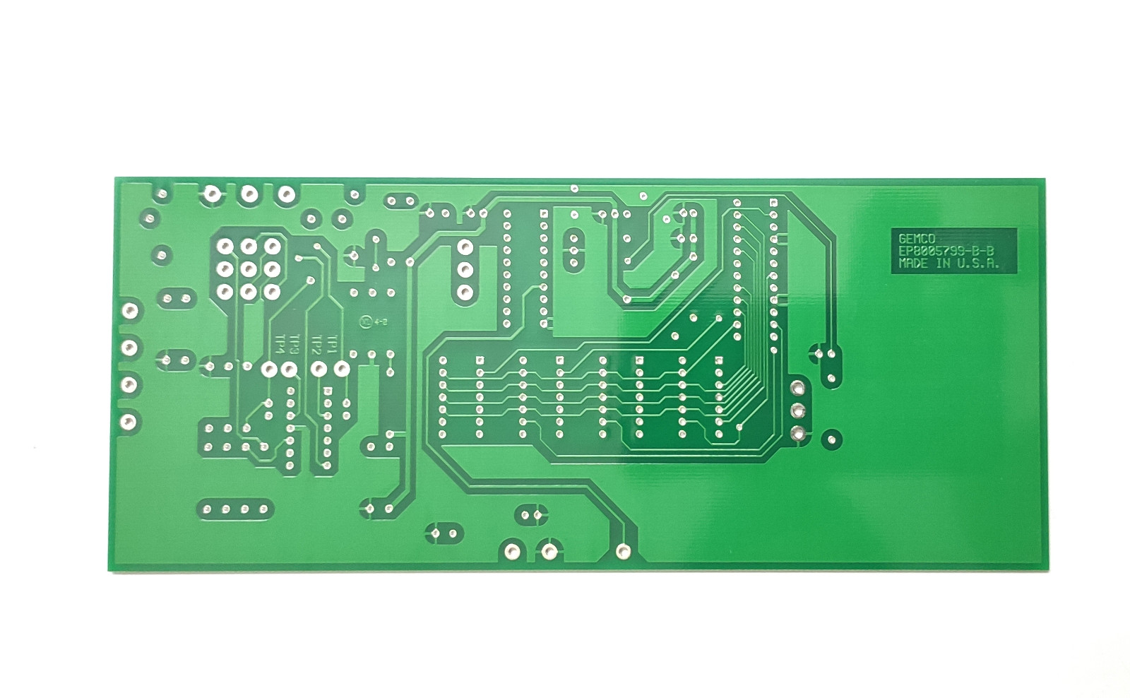 Rocket PCB diy double sided pcb consumer security-2