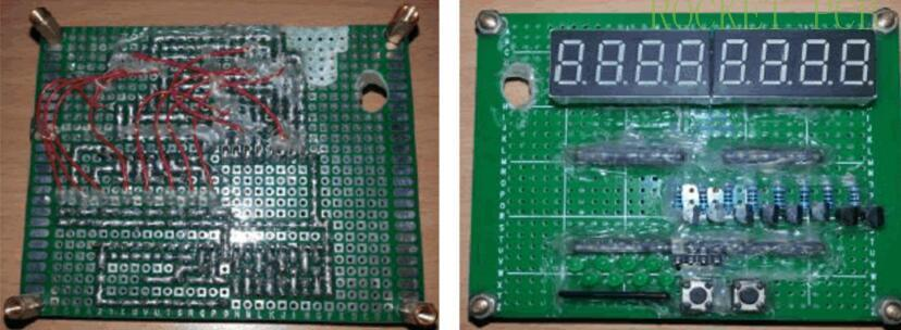 news-Rocket PCB-Teach you how to make simple PCB at home- heat transfer printing-img