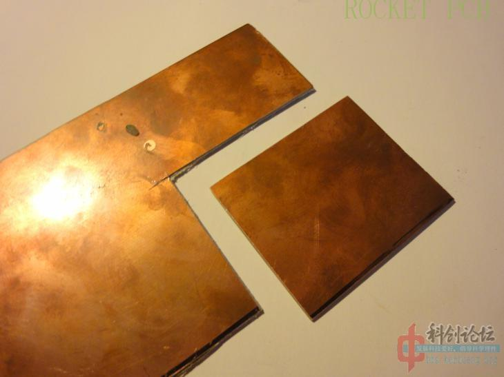 news-Rocket PCB-Teach you how to make simple PCB at home- Photosensitive method-img-10