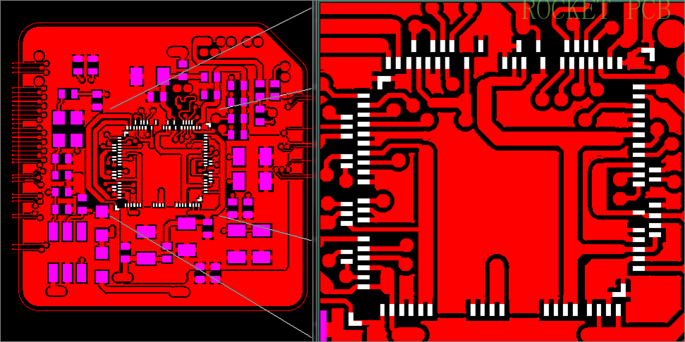 news-Soft Gold Plating for PCB manufacturing-Rocket PCB-img