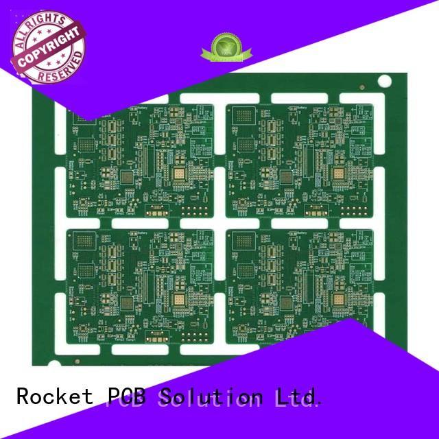 prototype HDI PCB prototype at discount Rocket PCB