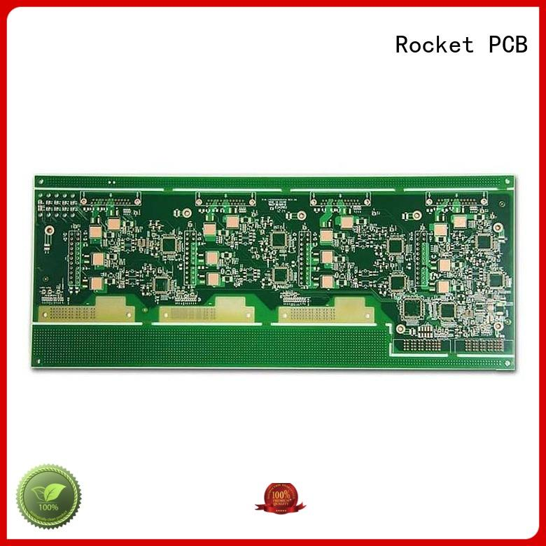 Rocket PCB multilayer high frequency PCB board