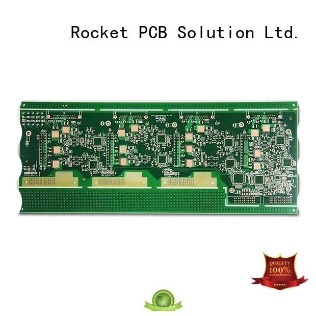 Rocket PCB multilayer small pcb board depth for wholesale