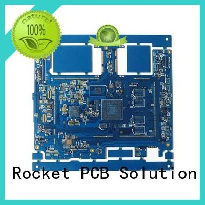 Rocket PCB free sample pcb assembly manufacturing at discount