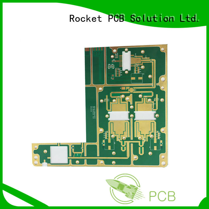 Rocket PCB board RF PCB production cheapest price for automotive