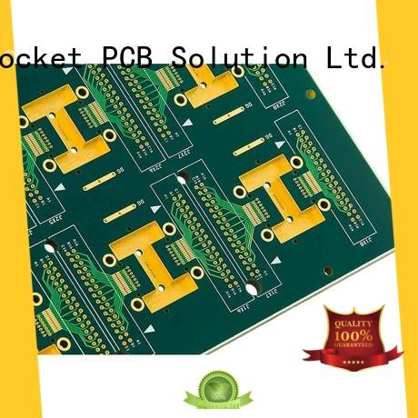 Rocket PCB multilayer pcb board thickness cavity for pcb buyer