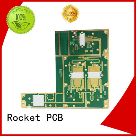 microwave PCB production hybrid industrial usage Rocket PCB