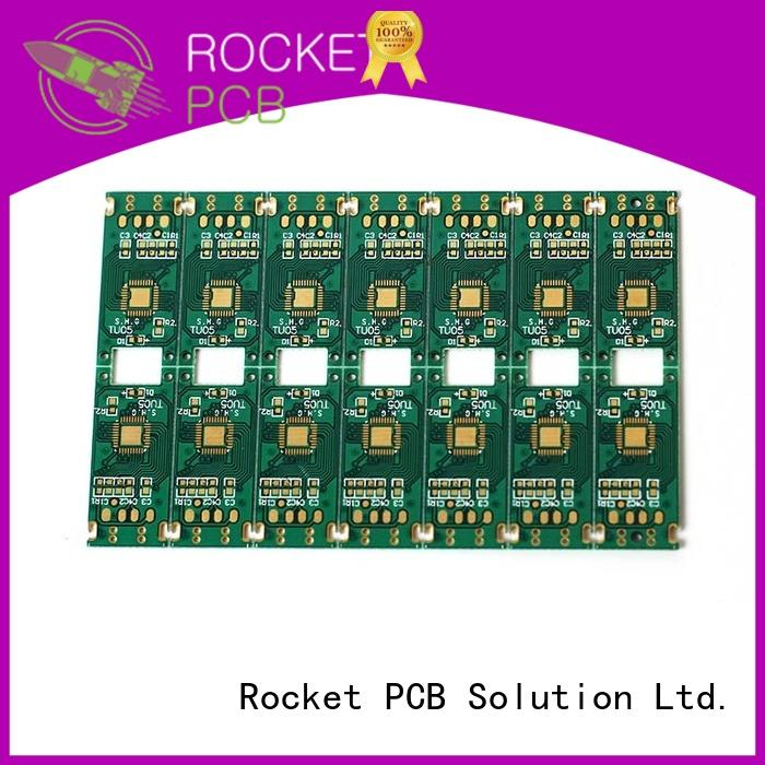 Rocket PCB high quality multilayer pcb manufacturing board fabrication for sale