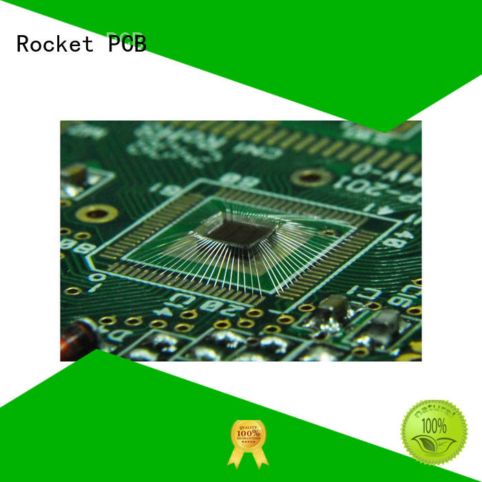 professional semiconductor wire bonding finished for automotive Rocket PCB