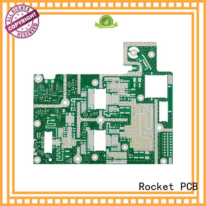 Rocket PCB customized rf pcb manufacturer factory price instrumentation