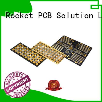 Rocket PCB custom led pcb control for equipment