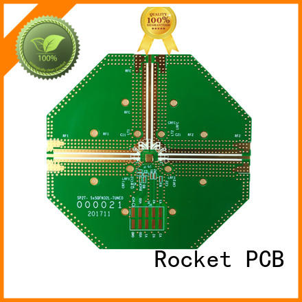 Rocket PCB material pcb board layers production for digital product