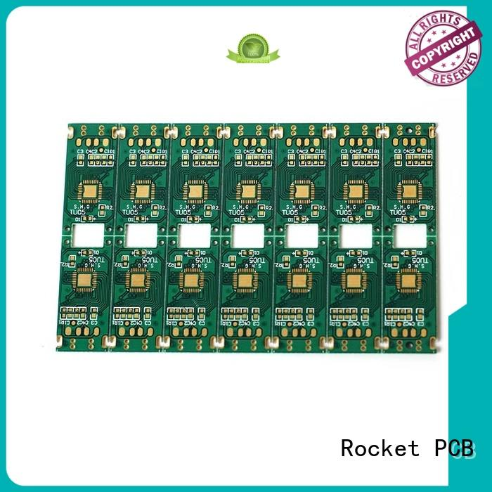 multilayer pcb manufacturing high quality for sale Rocket PCB