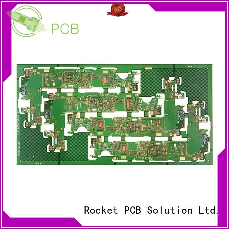 Rocket PCB multi-layer dual layer pcb hot-sale bulk production