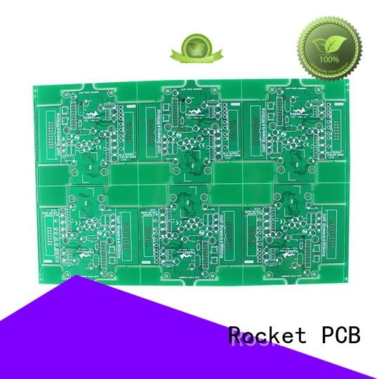 Rocket PCB quick double sided pcb consumer security