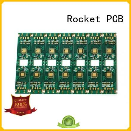 Rocket PCB high mixed multilayer printed circuit board board fabrication for wholesale