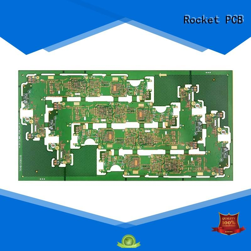 Rocket PCB hot-sale dual layer pcb fabrication for sale