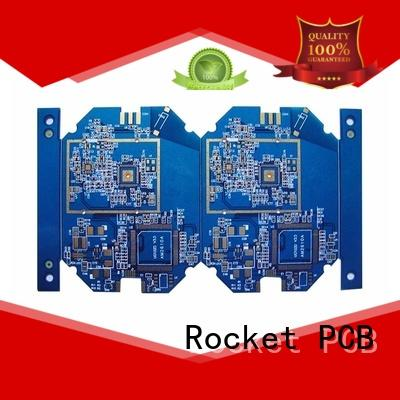 Rocket PCB circuit Multilayer PCB fabrication home