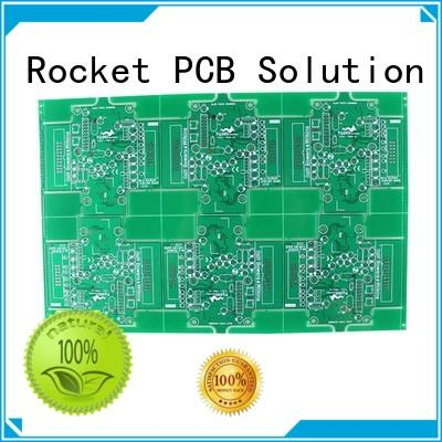 double sided printed circuit board bulk volume consumer security