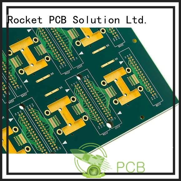 Rocket PCB board high frequency PCB cavities for pcb buyer