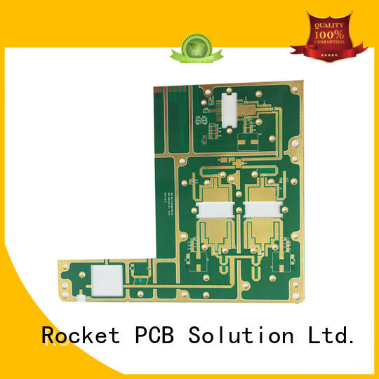 Rocket PCB speed rf pcb manufacturer frequency automotive
