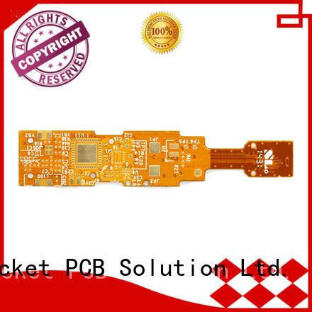 flexible pcb polyimide medical electronics Rocket PCB
