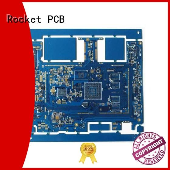multistage pcb circuit board prototype at discount Rocket PCB