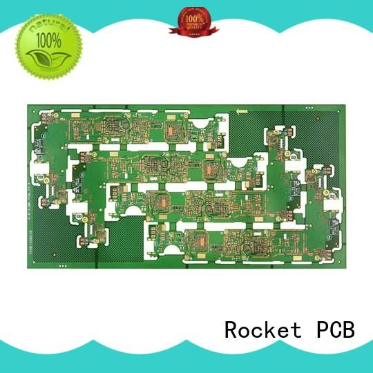 Rocket PCB hot-sale any-layer pcb mircovias