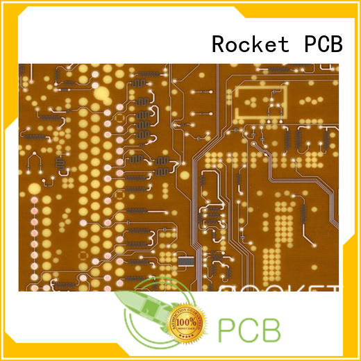 Rocket PCB capacitors embedded pcb resistors for sale