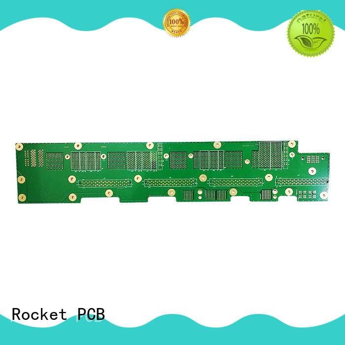 Rocket PCB printed circuit board manufacturing process board