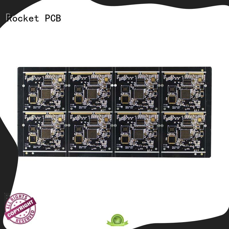 Rocket PCB professional gold column connector for import