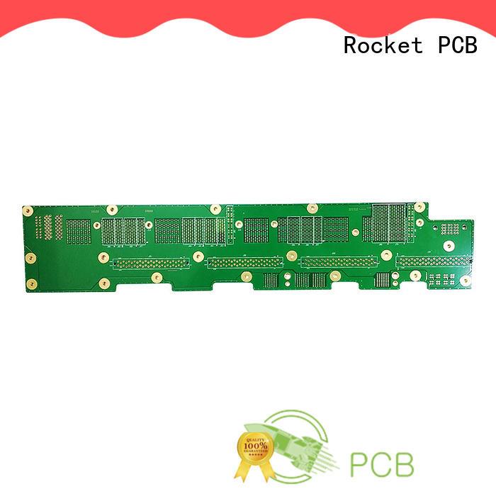 Rocket PCB high quality pcb technologies fabricate