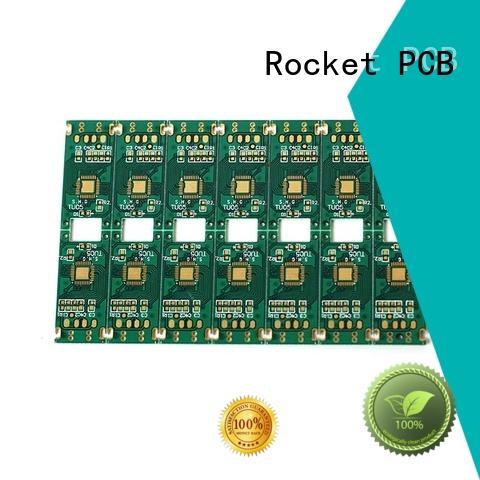 Rocket PCB top brand gold bonding finger pcb top-selling IOT