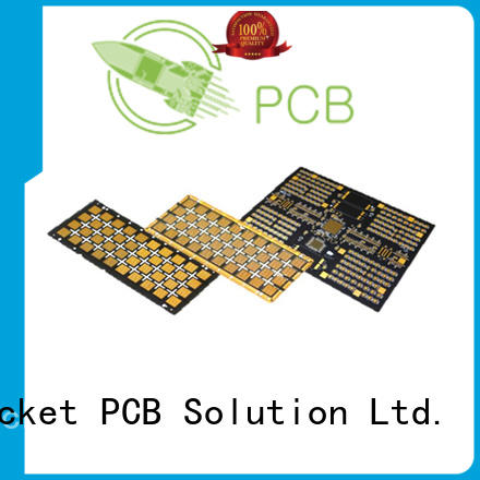 at discount aluminum pcb light-weight for equipment Rocket PCB