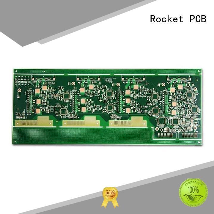 Rocket PCB depth cavity pcb depth for