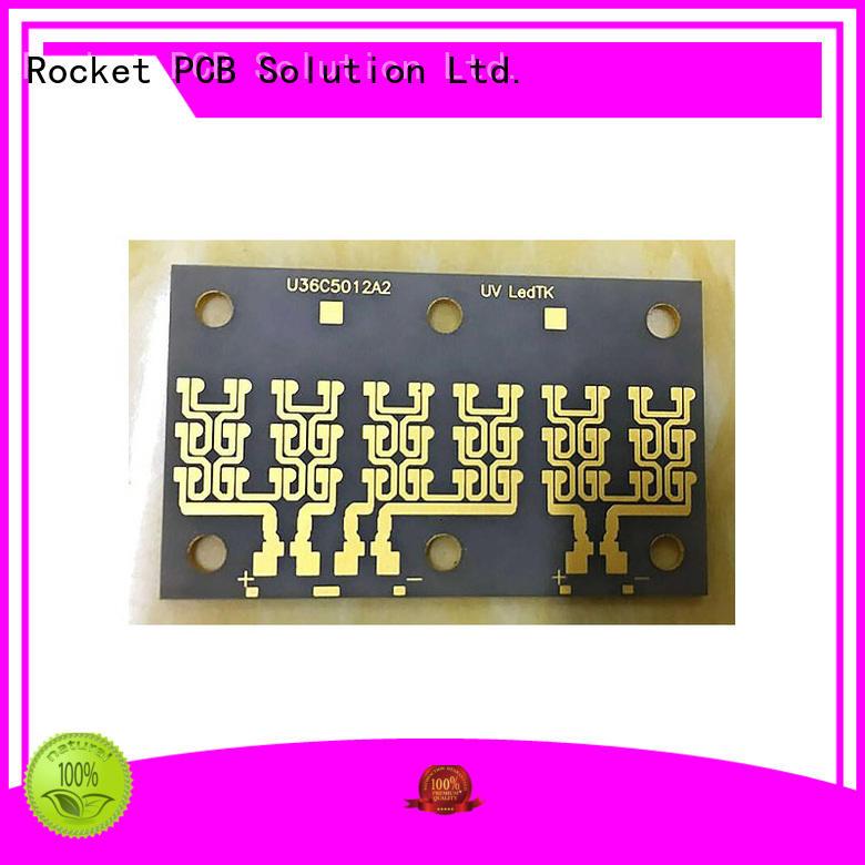 Rocket PCB pcb ceramic pcb material conductivity for base material