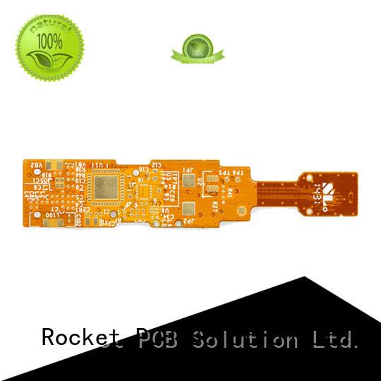 flexible flexible circuit board board cover-lay for digital device
