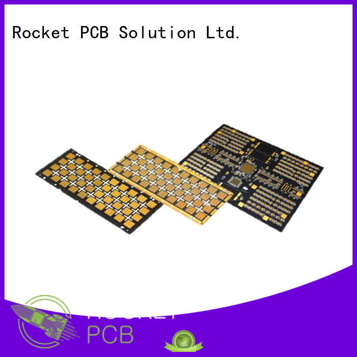 Rocket PCB custom electronic circuit board led for digital products