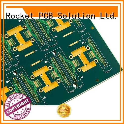 pcb board fabrication open for wholesale Rocket PCB