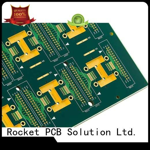 Rocket PCB rigid power circuit board cavities at discount