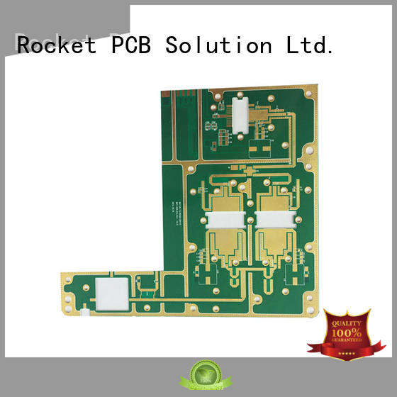 Rocket PCB micro-wave rf pcb cheapest price instrumentation