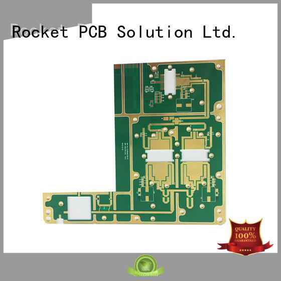 Rocket PCB micro-wave rf pcb cheapest price instrumentation